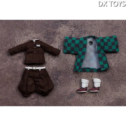 Demon Slayer: Kimetsu no Yaiba Nendoroid Doll: Outfit Set (Tanjiro Kamado)